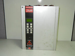 Danfoss Variable Speed Drive Vlt 3004 Used 175h1737