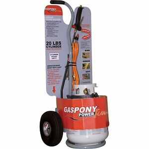 Gaspony Power Flame Propane Torch 500 000 Btu Tb pfp