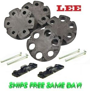 Lee Double Disk Kit for Auto-Disk Powder Measure Riser & Screws Included 90195