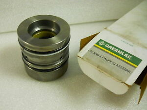 Greenlee Textron 127888 Gland Packing Assembly New Condition In Box