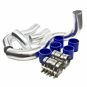 Cxracing Intercooler Charge Piping Kit For 03 07 Ford Super Duty 6 0l Diesel V8