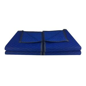 4 Economy Moving Blankets 72x80 43 Professional Quilted Moving Pads
