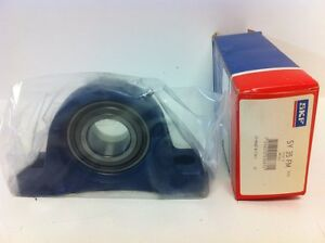 New Skf Pillow Block Bearing Sy 35 fm Sy35fm Sealed In Plastic