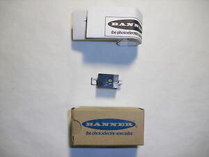 Banner Ofst100 Temperature Switch 100degree C Nib