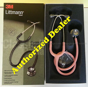 2154 3m Littmann Classic Ii Pediatric Stethoscope Peach All Colors Available