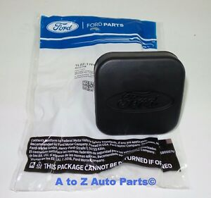 New 1990 2019 Ford Oval Logo Rubber Trailer Hitch Class Iii Plug Or Cover Oem
