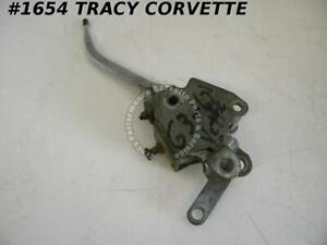 1963 1967 Corvette Used Hurst Competition Plus 4 Speed Shifter 63 64 1965 66 67