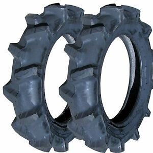 4 00 12 Tire For Compact Tractor Farm Ag Ground Drive Equipment R 1 Lug 4ply