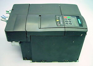 Siemens Micromaster 420 Ac Inverter Drive 6se6420 2ud25 5ca1