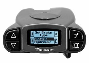 Tekonsha Electric Trailer Brake Control P3 Lcd Display Controls 4 Braking Axles