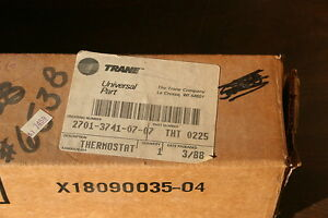Trane Tht0225 Thermostat Temperature Controller New In Box