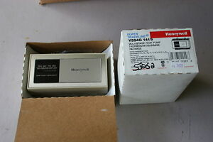Honeywell Super Tradeline Multistage Heat Pump Thermostat Y594g 1416 New
