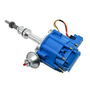 Hei Sbf Ford 86 93 5 0l Efi Conversion Distributor For Carb Swaps