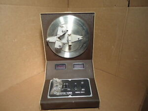 For Parts Or Repair Teledyne Taber 150d Stiffness Tester