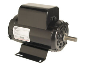 5hp 3450 Rpm Air Compressor Electric Motor 208 230 Volts new Century B384