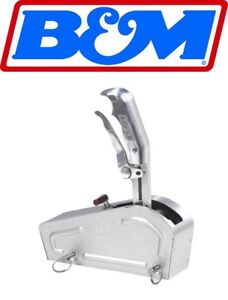 B m 81040 Magnum Grip Pro Stick Automatic Race Shifter With Cover 2 3 4 Speed