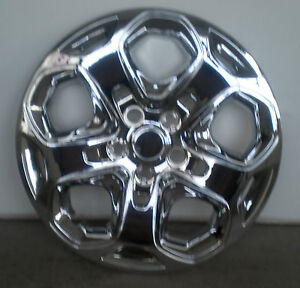 Hubcap Set Chrome 2010 2011 2012 17 Ford Fusion Set Of Four