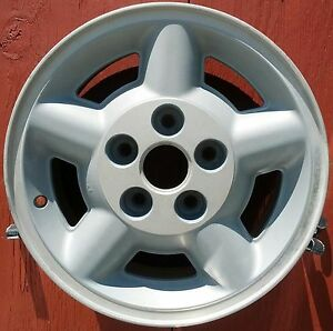 Chevy S10 15 Inch O E Wheel 5308 1 800 585 Mags