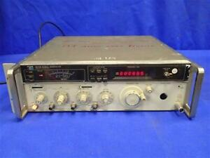 Hp 8640b Signal Generator For Parts Not Working