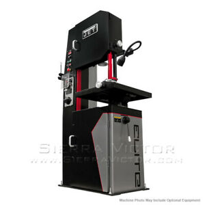 Jet Elite Vertical Bandsaw Evbs 20 891100 All Taiwan High Quality