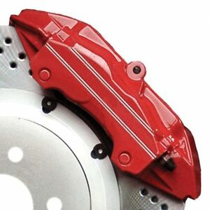 Red G2 Brake Caliper Paint Epoxy Style Kit Free Ship