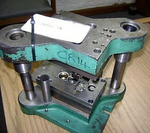 Stamping press information on purchasing new and used for Metal stamping press for jewelry