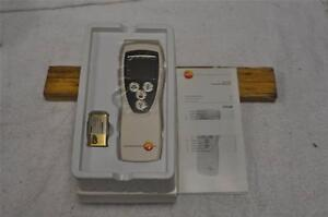 Testo 926 Compact Food Service Thermocouple Thermometer