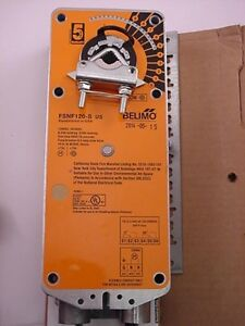 Belimo Fsnf120 s Us Actuator Ships The Same Day Of The Purchase Usps Priority