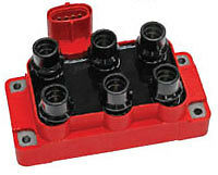 Msd 5529 Street Fire Ford 6 tower Coil Pack Dis 01 04
