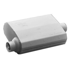 Hooker 21502hkr Muffler Aero Chamber 2 1 2 In Out