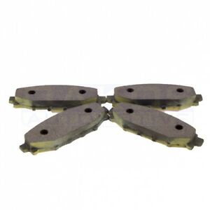 Carbotech Rear Brake Pads For 08 15 Wrx Part Ct1114 Xp16