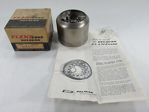 Flamecone By Delavan Model Dc 1 5 Flow Rate 1 1 Thru 1 5 Nos Free Shipping