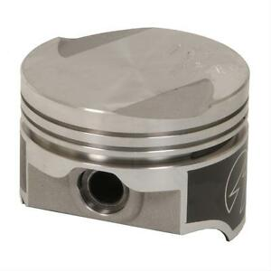 Chevy 350 Race 100 Dome 4 040 Forged Pistons For 6 00 Rod Lw2626f40