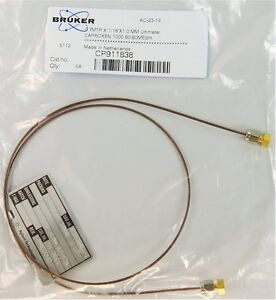 New Bruker agilent j w Cp911838 Gc Packed Column In Ultimetal Tubing