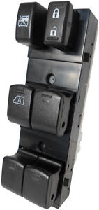 Master Power Window Door Switch For 2007 2012 Nissan Altima New