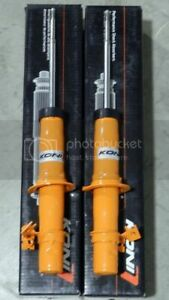 Koni Str T Shocks Struts Pair 06 11 Honda Civic Rear
