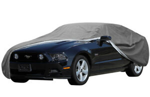 5 Layer Waterproof Car Cover Lifetime Manufacturer Warranty Fitment Guarantee