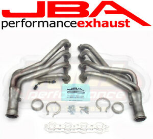Jba 6811s Stainless Long Tube Headers 2008 2009 Pontiac G8 Gt Gxp 6 0l 6 2l