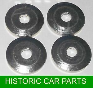 Inlet Exhaust Manifold Large Securing Washers For Mgb Mgbgt 1798cc 1962 80
