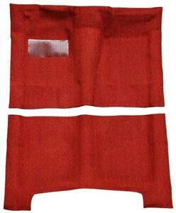 Carpet Kit For 1965 1970 Chevy Impala 2 Door Automatic