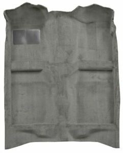 Carpet Kit For 1982 1993 Ford Mustang Coupe And Hatchback Passenger Area
