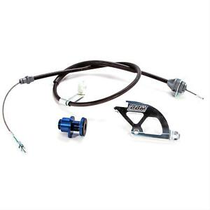 Bbk Clutch Cable W Aluminum Quadrant Firewall Adjustable Ford Mustang Capri Kit