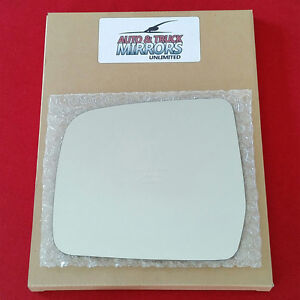 New Mirror Glass For 96 99 Toyota 4runner Driver Left Side fast Shipping