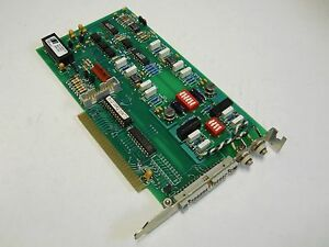 Balance Technology Pcb 34059 c Control Board Used Working Condition