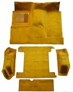 Carpet Kit For 1966 1973 Ford Bronco Full Size With 2 Gas Tank Complete Kit