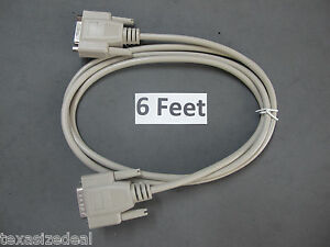 6 Feet Extension Cable For Autel Maxidas Ds708 Maxidiag Md801 Md802 Scanner