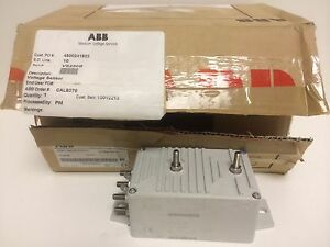 New In Box Abb Ht Vs250b Voltage Sensor 1sbt160250r001