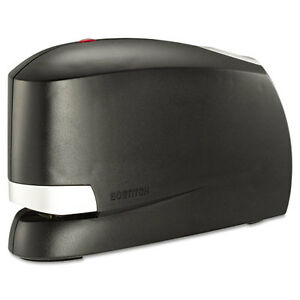 Stanley Bostitch Electric Stapler W anti jam Mechanism 20 Sheetcap Blk Bos02210