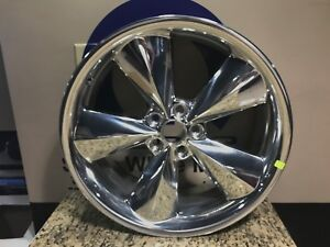 Charger Challenger 300 New Classic Ii Bright Polish Wheel 20 Mopar Factory Oem