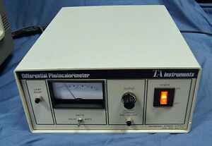 Oriel 68805 Universal Arc Lamp Power Supply 40 200 Watts Ta Instruments 2920